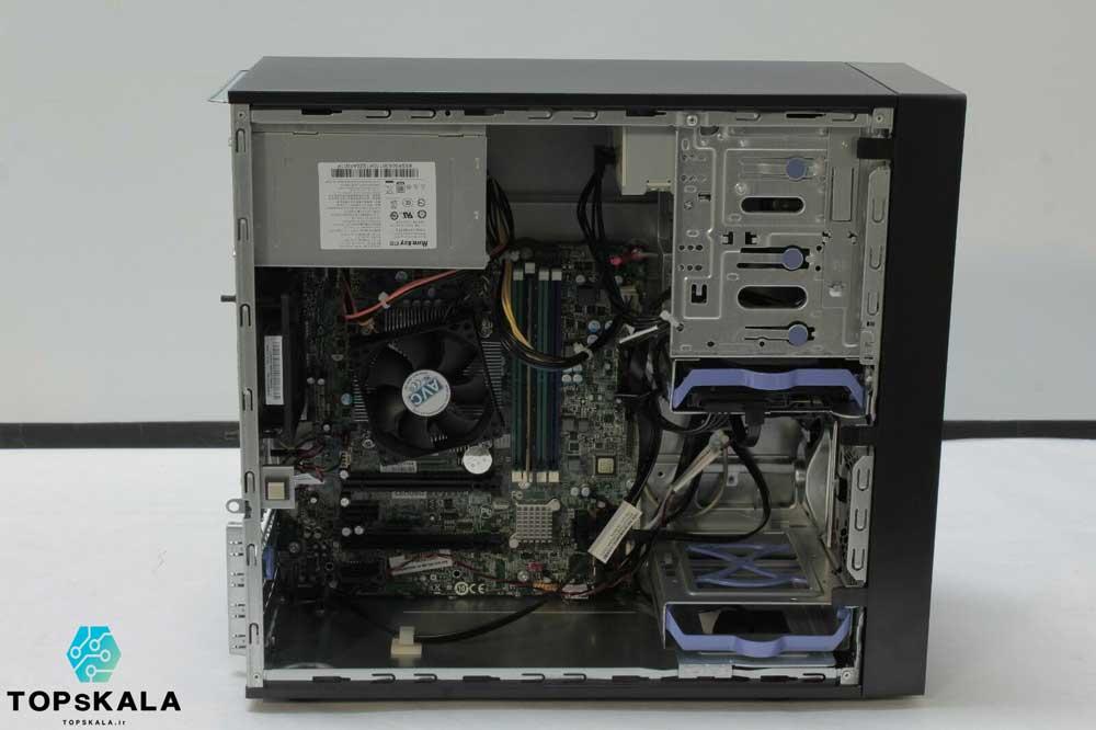 کامپیوتر استوک لنوو مدل Lenovo P310 Thinkstation با مشخصات پردازنده intel Core و گرافیک NVIDIA GTX or NVIDIA QUADRO دارای مهلت تست و گارانتی رایگان - محصول Lenovo