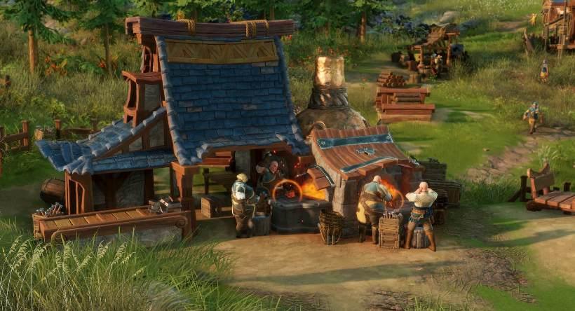 بازی استراتژیک The Settlers در سال 2020 برای PC عرضه خواهد شد