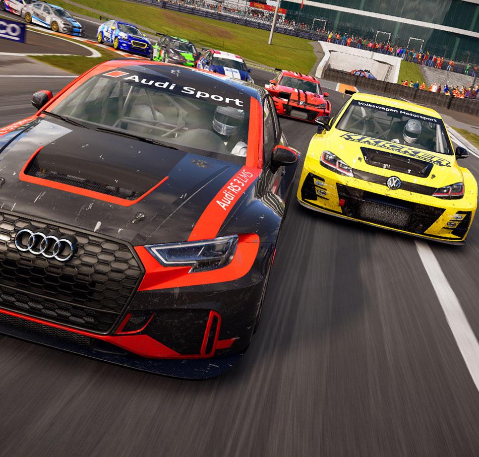 سیستم های درخواستی و پیشنهادی بازی GRID Race for Glory اعلام شد