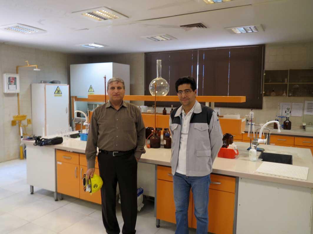 ایمنی برق در آزمایشگا