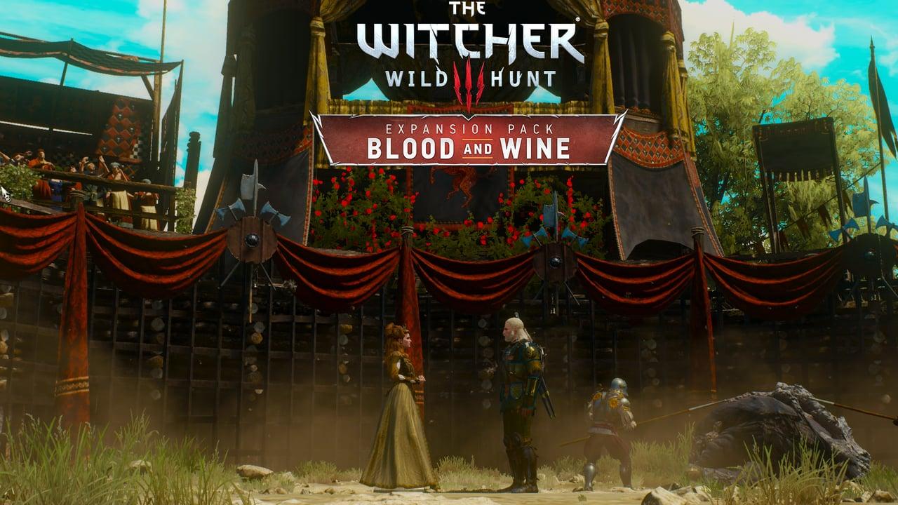 بازی Witcher 3 blood and wine arena geralt anna henrietta