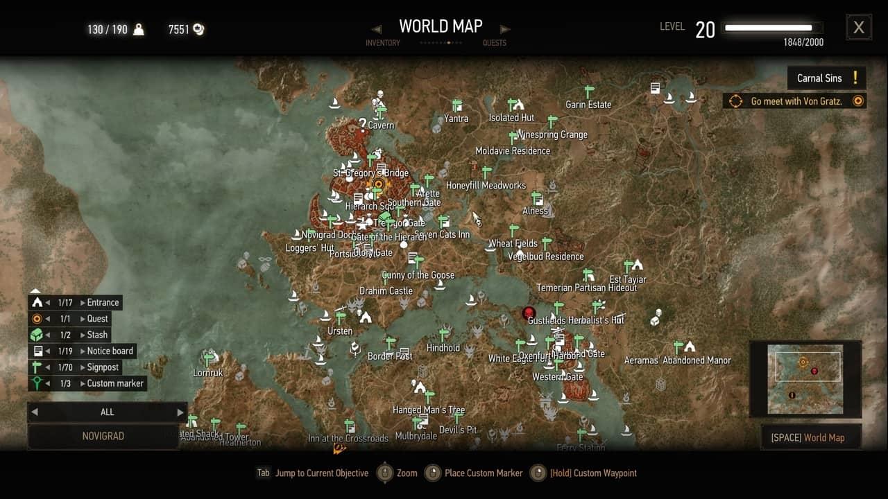 اسکرین شاتهای بازی Witcher 3 Wild Hunt Game Of The Year Edition GOTY