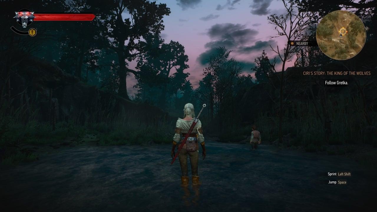 اسکرین شاتهای بازی Witcher 3 Wild Hunt Game Of The Year GOTY Ciri Velen