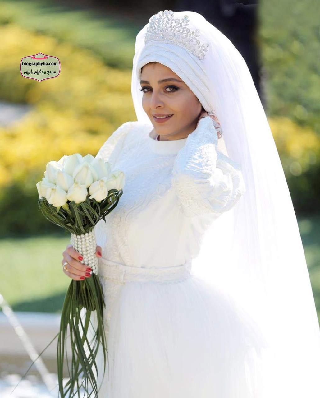 عروسی ساره بیات