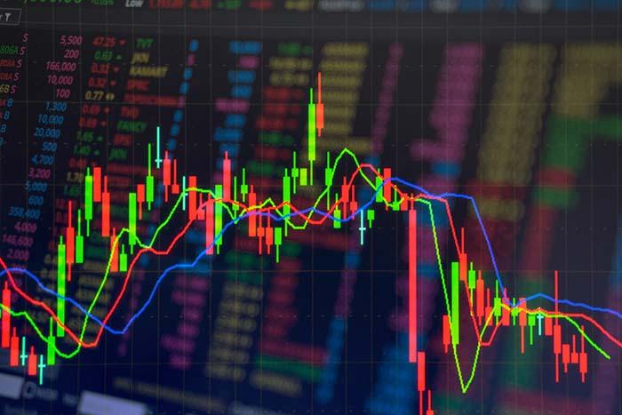 بورس - نمودار قیمت