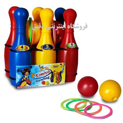 اسباب بازی ورزش بولینگ