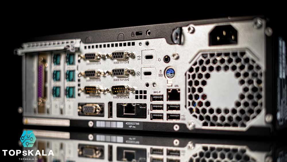 کامپیوتر آکبند اچ پی مدل HP Engage Flex pro با مشخصات پردازنده Intel Core i5 8500 و گرافیک intel UHD 630 دارای مهلت تست و گارانتی رایگان - محصول HP