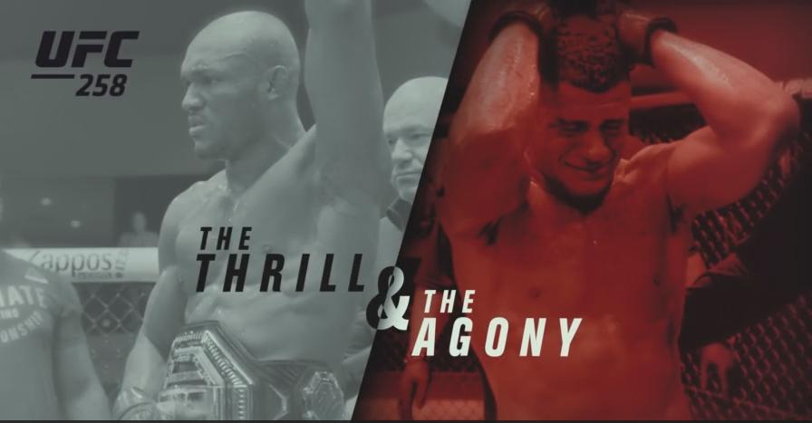 دانلود برنامه: UFC 258 :The Thrill and the Agony |نسخه ی کامل -720p