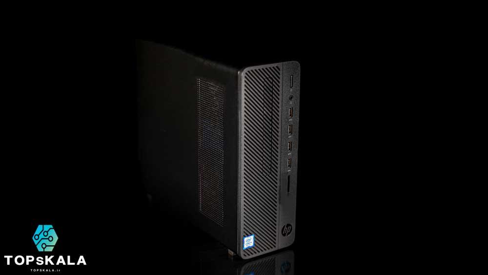 کامپیوتر آکبند اچ پی مدل HP 280 Pro G5 SFF Business PC با مشخصات پردازنده Intel Core i5 9400 و گرافیک intel UHD 630 دارای مهلت تست و گارانتی رایگان - محصول HP