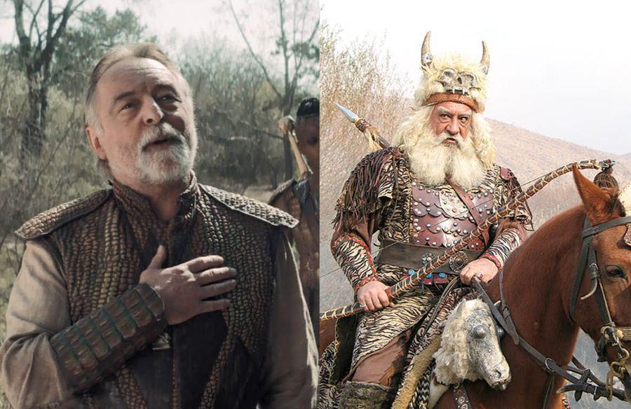 داریوش ارجمند یک پهلوان واقعی در مقایسه با سریال ویچر