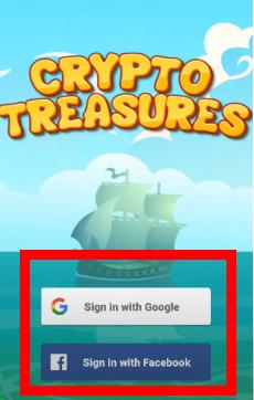 کسب درامد با بازی crypto treasures اموزش ثبت نام