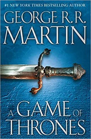 1. A Song Of Ice And Fire-A Game of Thrones-Martin George R R