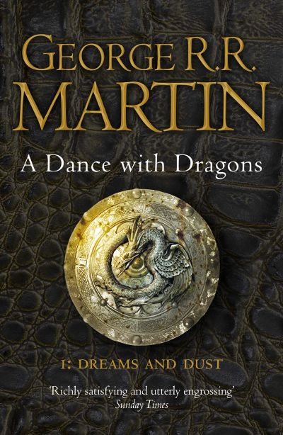 5. A Song Of Ice And Fire-A Dance With Dragons-Martin George R R