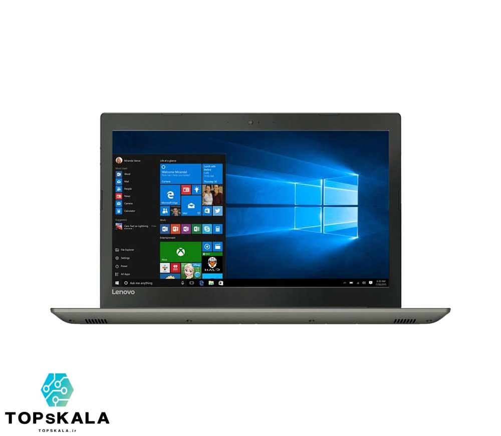 لپ تاپ استوک لنوو مدل Lenovo IdeaPad 520 - کانفیگ A