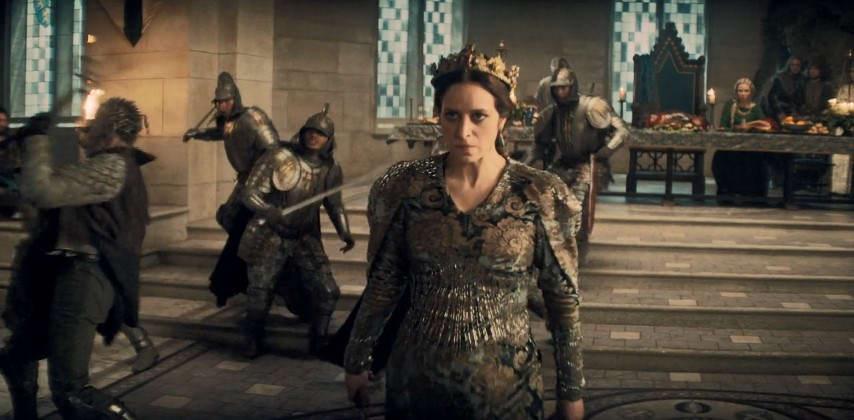 ملکه کالانته در سریال ویچر