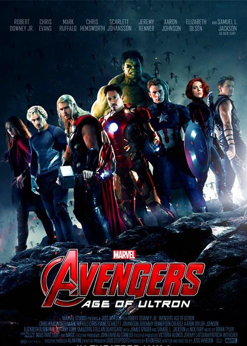فیلم انتقام جویان عصر التران 2015 Avengers: Age of Ultron (رایگان) دوبله فارسی