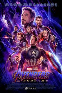 فیلم انتقام جویان پایان بازی 2019 Avengers: Endgame (رایگان) دوبله فارسی