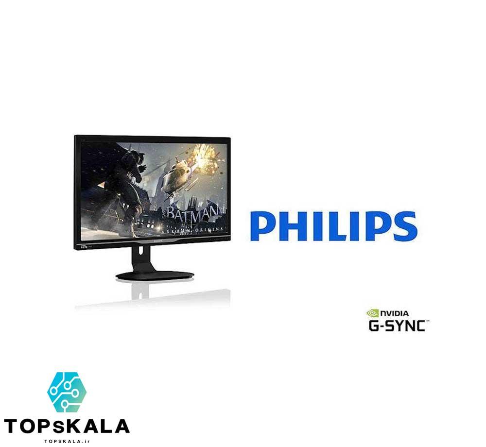 مانیتور آکبند فیلیپس مدل 272G5 سایز 27 اینچ محصول شرکت Philips با سایز 27 اینچ و کیفیت تصویر 144Hz Full HD دارای مهلت تست و گارانتی رایگان