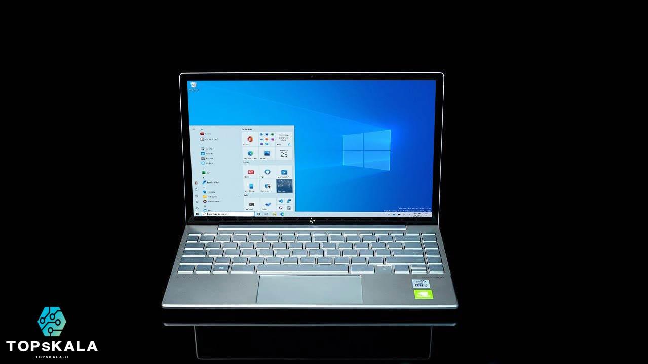 لپ تاپ آکبند اچ پی مدل HP Envy laptop 13-ba0 با مشخصات Intel Core i7 10510U - Nvidia GeForce MX350 دارای مهلت تست و گارانتی رایگان / محصول HP