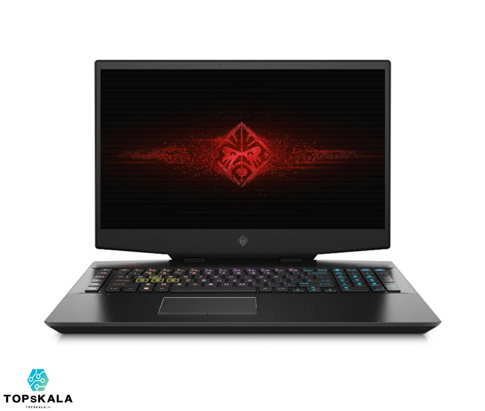 لپ تاپ آکبند اچ پی مدل HP Omen laptop 17-cb1 - کانفیگ A