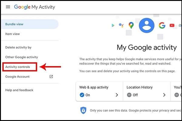 چگونه فعالیتهای خود در حساب کاربری گوگل را کنترل کنیم؟