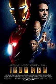 فیلم سینمایی مرد آهنی 2008 (رایگان) دوبله فارسی