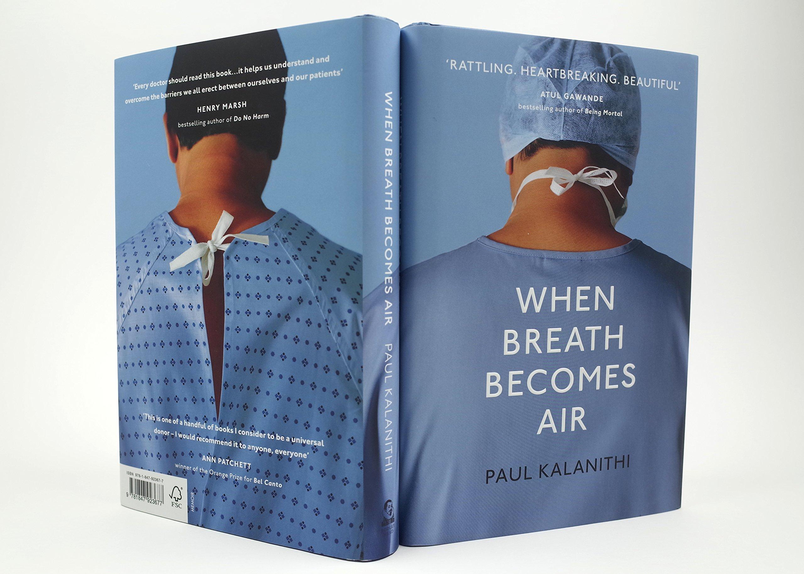کتاب صوتی آن هنگام که نفس هوا میشود از پال کالانیتی گوینده رضا عبدلی