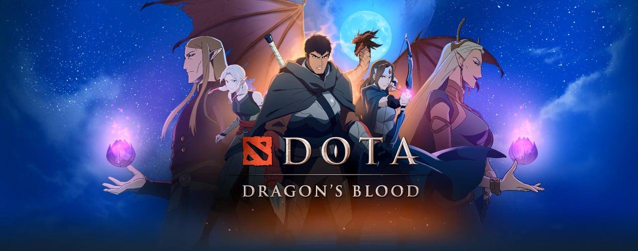 خون اژدها Dota 2: Dragon's Blood