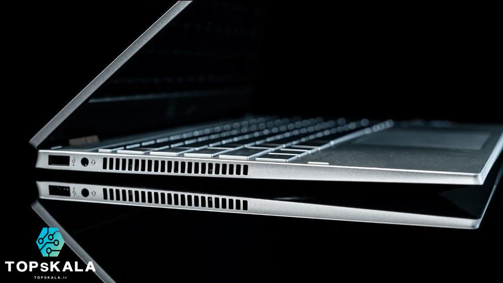 لپ تاپ آکبند اچ پی مدل HP Pavilion X360 14m-dw1 - پردازنده Intel Core i5 1135G7 با گرافیک Intel iris Xe