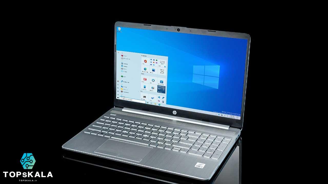 لپ تاپ آکبند اچ پی مدل HP Laptop 15s-du1 - پردازنده Intel Core i3 10110U با گرافیک Intel UHD