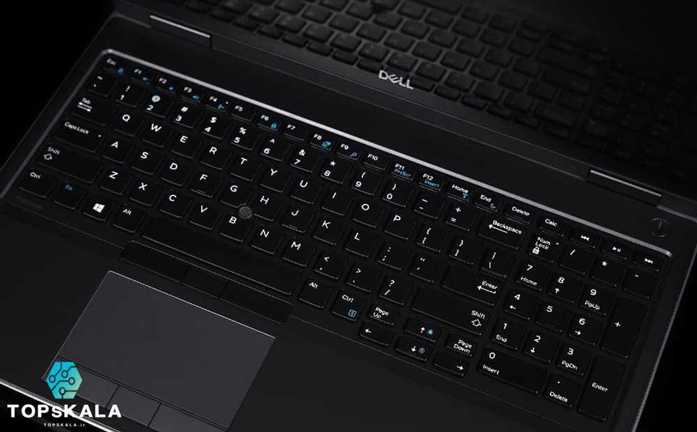 لپ تاپ استوک دل مدل Dell Precision 7540 با مشخصات Nvidia Quadro RTX 3000 - Intel Xeon 2276m دارای مهلت تست و گارانتی رایگان / محصول Dell