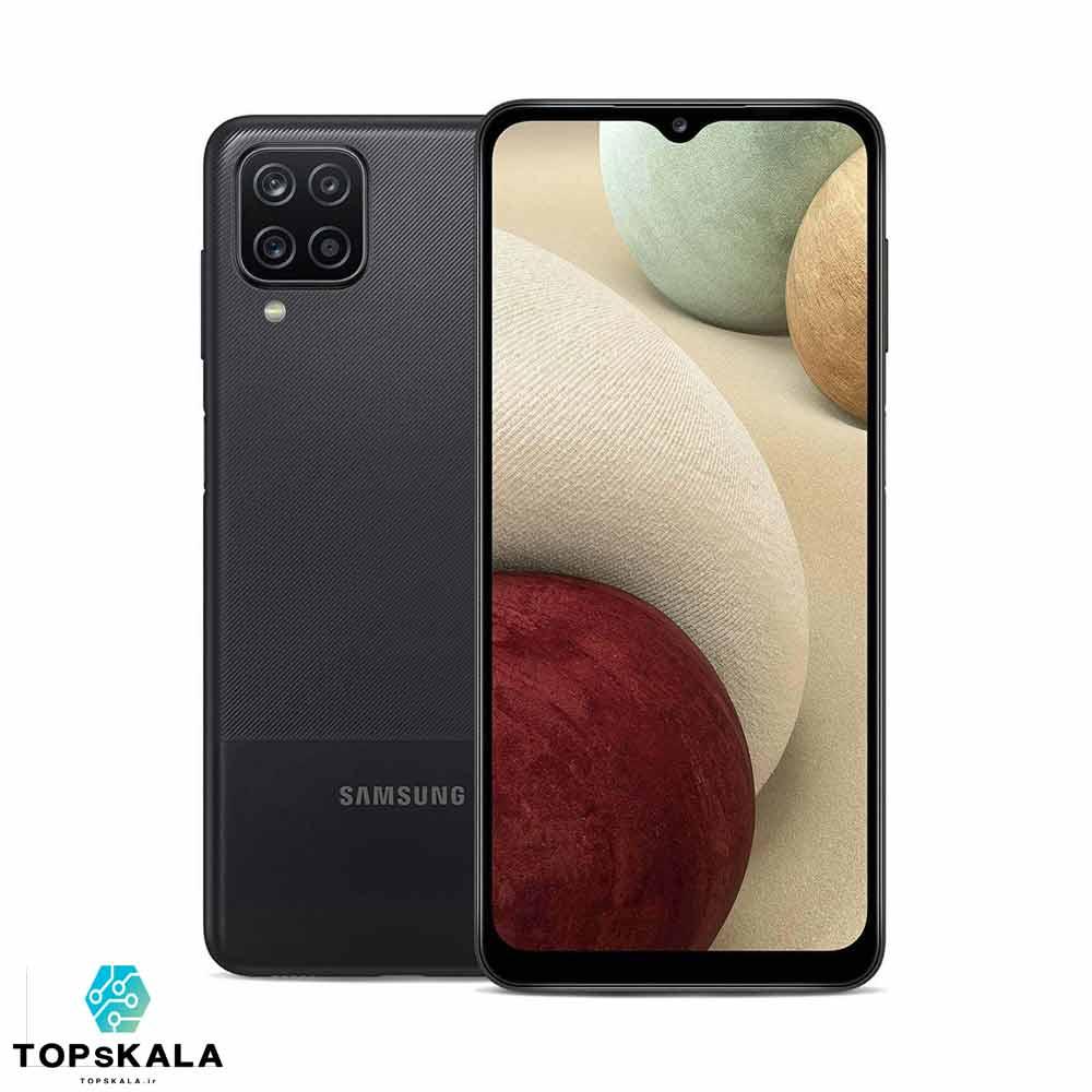 گوشی موبایل سامسونگ مدل Samsung Galaxy A12 دو سیم کارت ظرفیت 64 گیگابایت