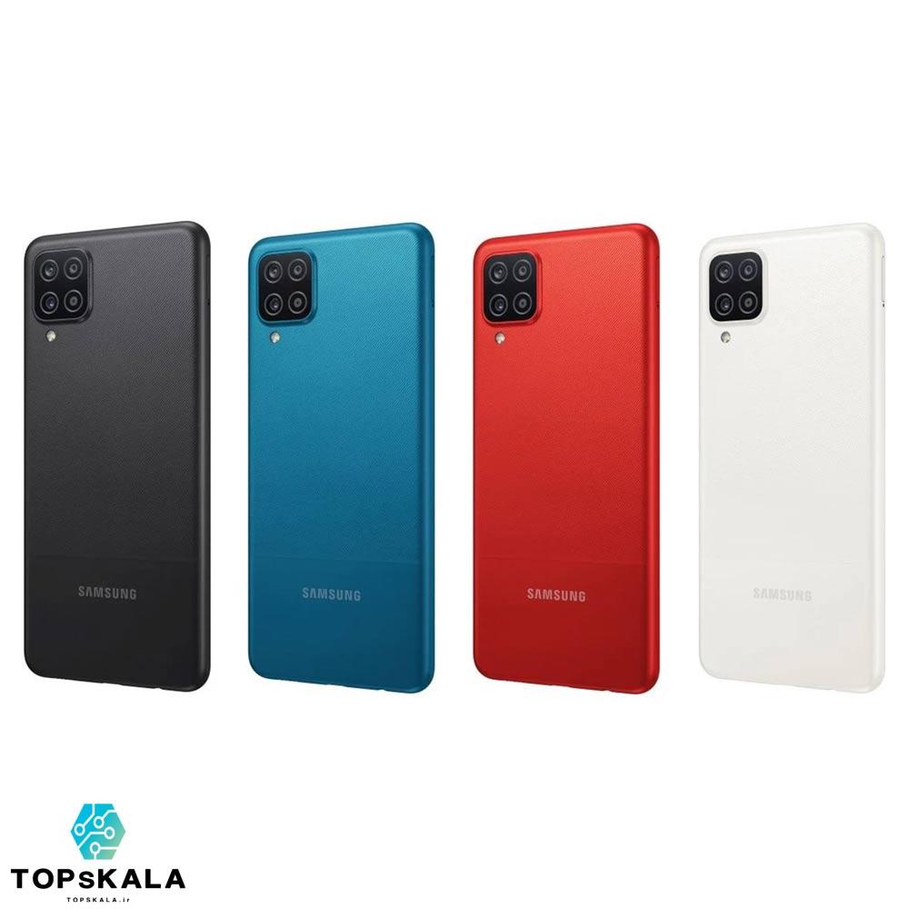 گوشی موبایل سامسونگ مدل Samsung Galaxy A12 دو سیم کارت ظرفیت 64 گیگابایت / Samsung Galaxy A12 SM-A125F/DS Dual SIM 64GB Mobile Phone
