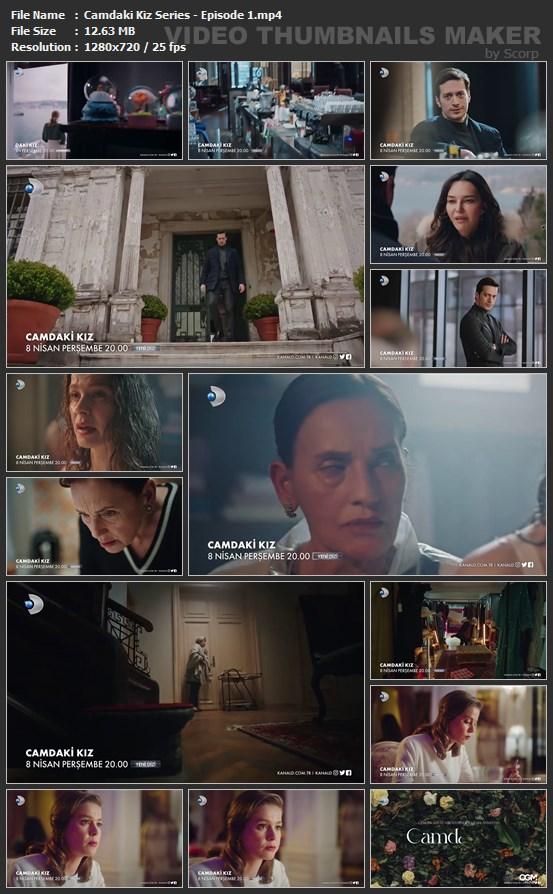 دانلود قسمت اول سریال ترکی دختر پشت پنجره با زیرنویس فارسی